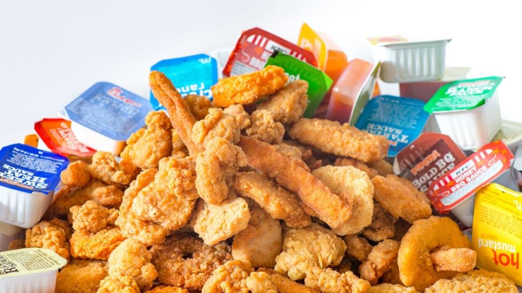 Makanan Jenis Fast Food