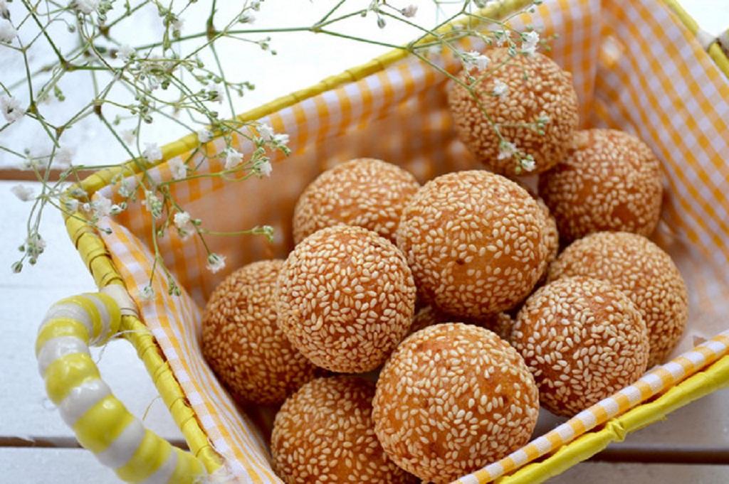 Makanan Khas Vietnam BANH CAM