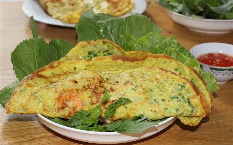 Makanan Khas Vietnam BANH XEO