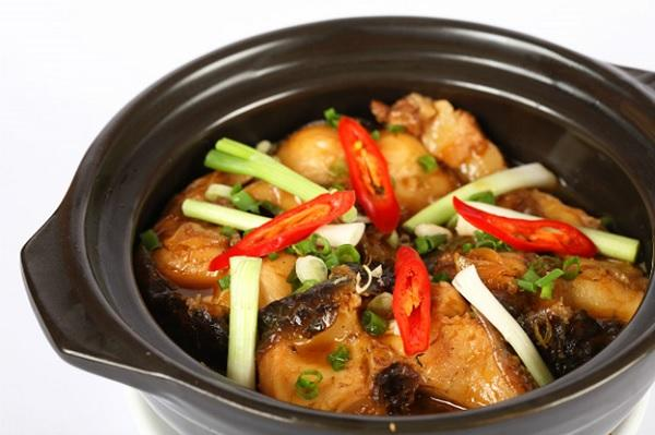 Makanan Khas Vietnam CA KHO TO