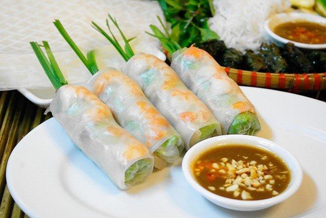 Makanan Khas Vietnam GOI CUON