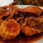 Menu Seafood Terminal Kepiting Solo