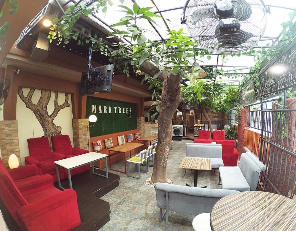 Nongkrong Di MARK TREES CAFE