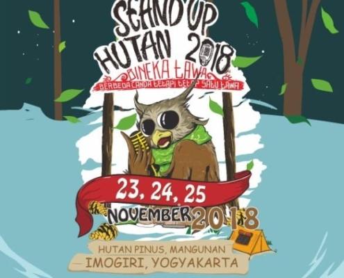 Standup Hutan Yogyakarta