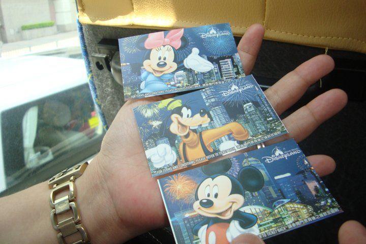 Tiket Disneyland Hongkong