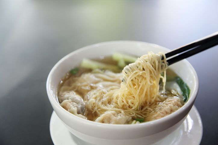 Wisata Kuliner Hongkong Mie Wonton
