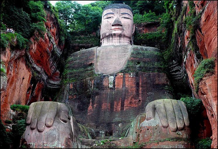 Buddha Leshan Giant, Destinasi Wisata China Yang Masuk Daftar UNESCO