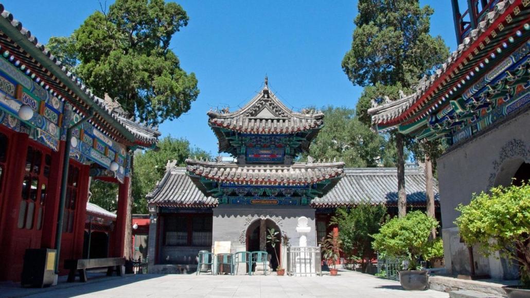 Wisata Religi Ke Ox Street Mosque, Masjid paling bersejarah dan megah di Tiongkok