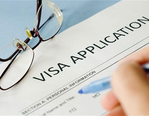permohonan visa online