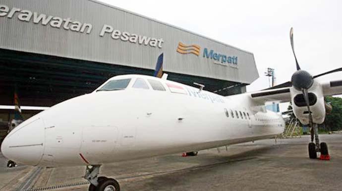 pesawat merpati 2019 akan terbang lagi