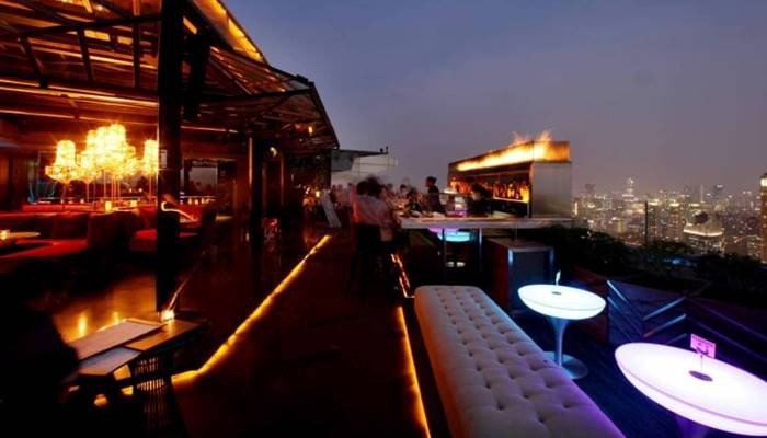 Cloud Lounge and Living Room, Jakarta Pusat