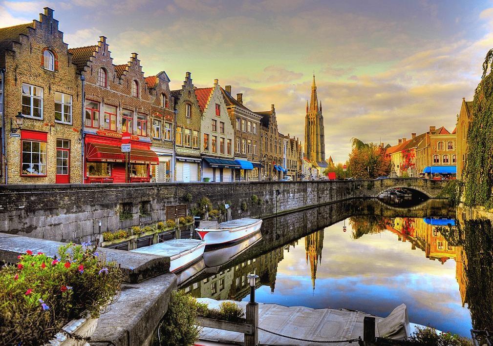 Mengunjungi 5 Destinasi Wisata Belgia Yang Populer dan Indah