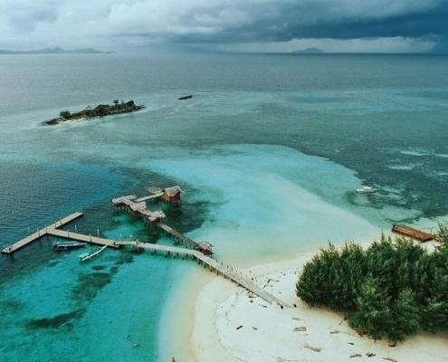 Mengunjungi 3 Pulau Wisata Cantik Populer Di Pariwisata Gorontalo