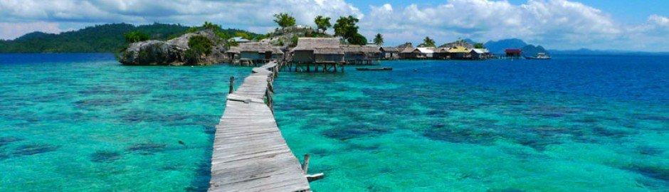 Liburan Ke Pulau Macan Yang Eksotis Cocok Untuk Bulan Madumu