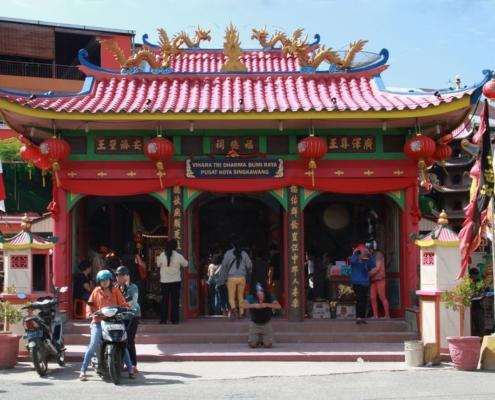 Merayakan Tahun Baru Cina Di 5 Tempat Wisata Imlek Di Singkawang Yang Populer