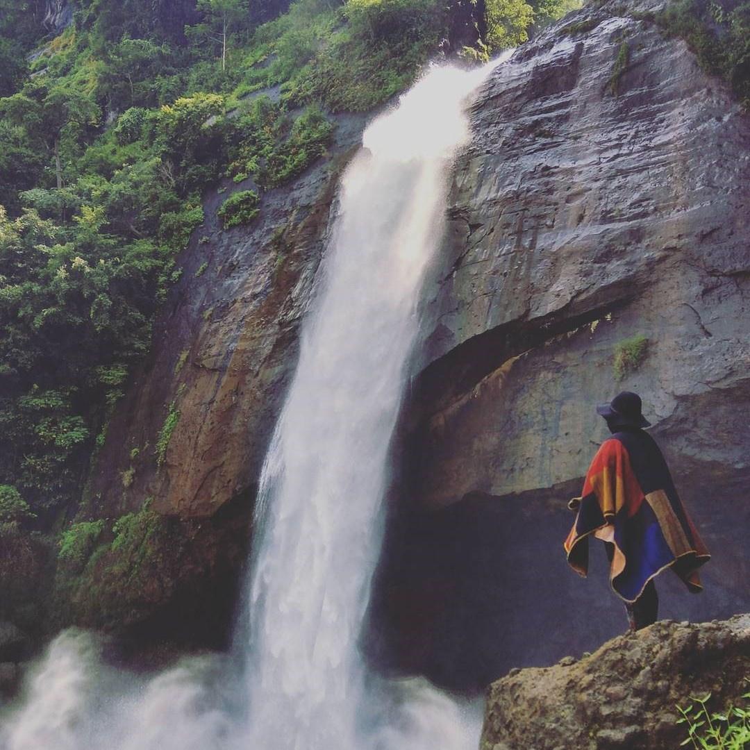 Berburu Foto Wisata Alam di 4 Air Terjun Barru Sulawesi Selatan