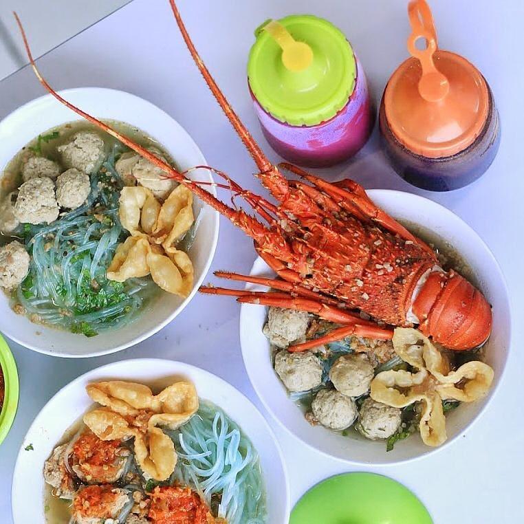 Kombinasi Bakso dan Seafood Di Surabaya