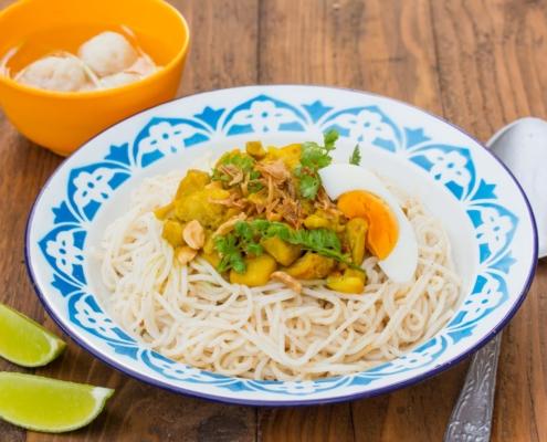 Wisata Kuliner Dengan 6 Hidangan Khas Myanmar Yang Patut Di Coba