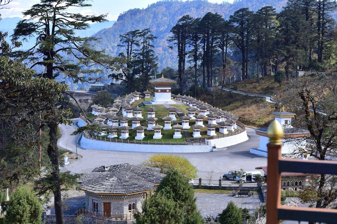 Kunjungi 7 Tempat Wisata Terpopuler di Bhutan