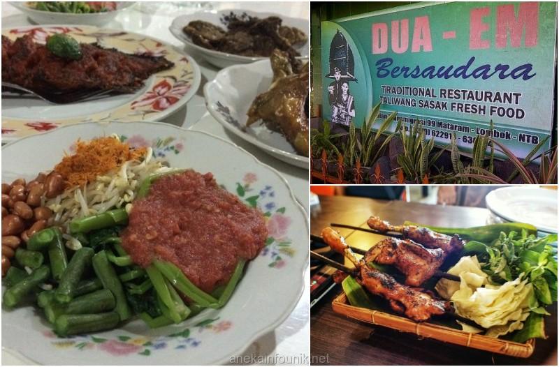 Mencicipi 5 Kuliner Legendaris Khas Lombok Yang Menggoyangkan Lidahmu