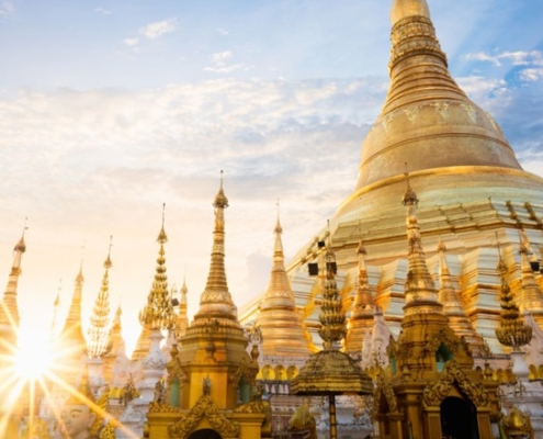 Liburan Ke 5 Tempat Wisata Myanmar Dengan Pesona Seribu Pagoda