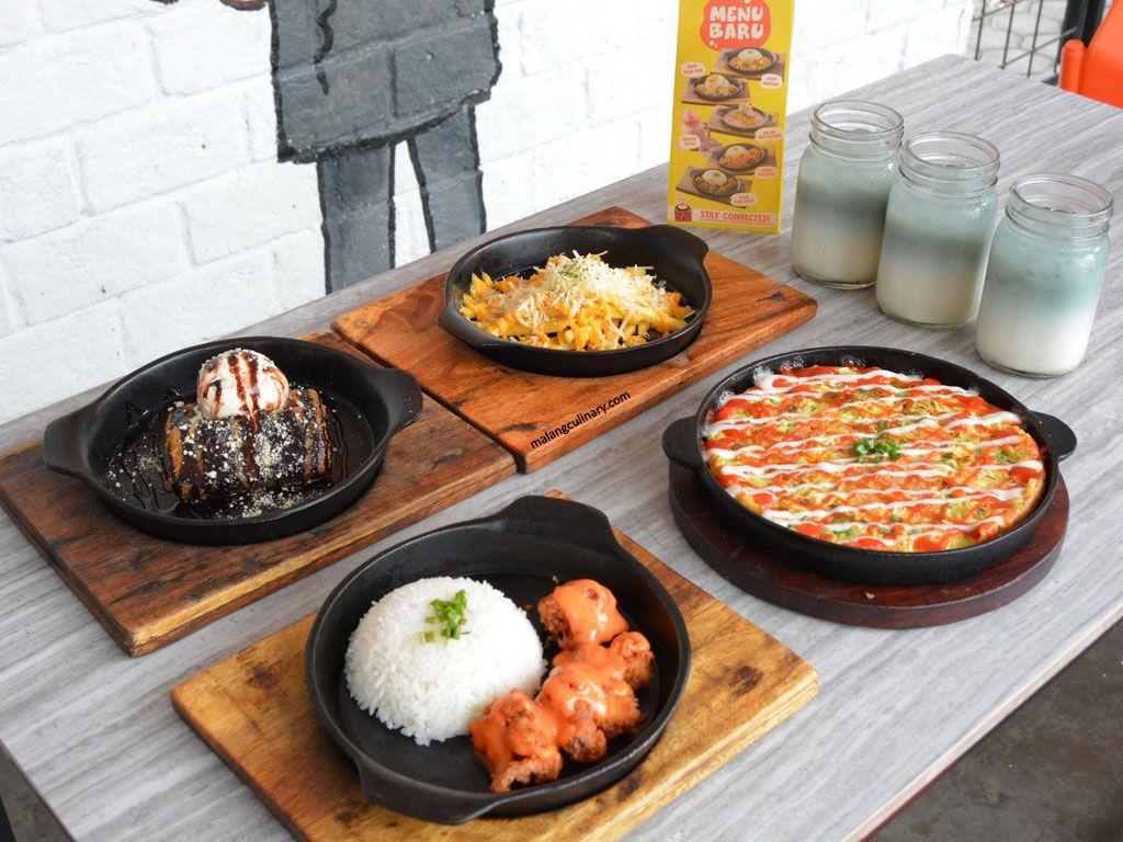 wisata kuliner nasi volcano