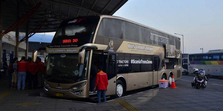 Melintasi Trans Jawa Dengan Bus AKAP Tidak Kalah Nyaman Dengan Kereta