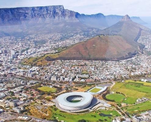 Liburan ke Kota Ramah Muslim Dalam Wisata Halal Cape Town Afrika Selatan