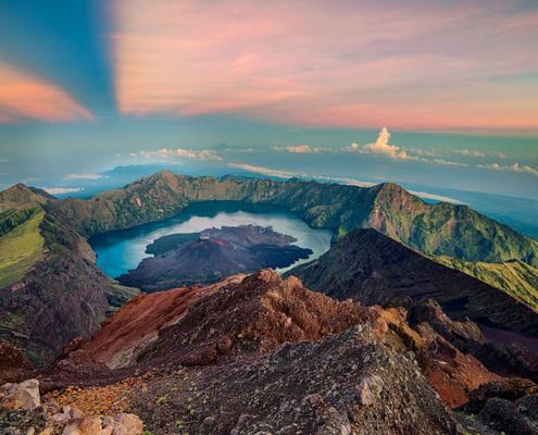 Merayakan Valentine Di 6 Destinasi Wisata Romantis Lombok