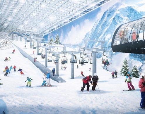 Tips & Panduan Liburan Bersalju Di Trans Snow World Juanda Bekasi