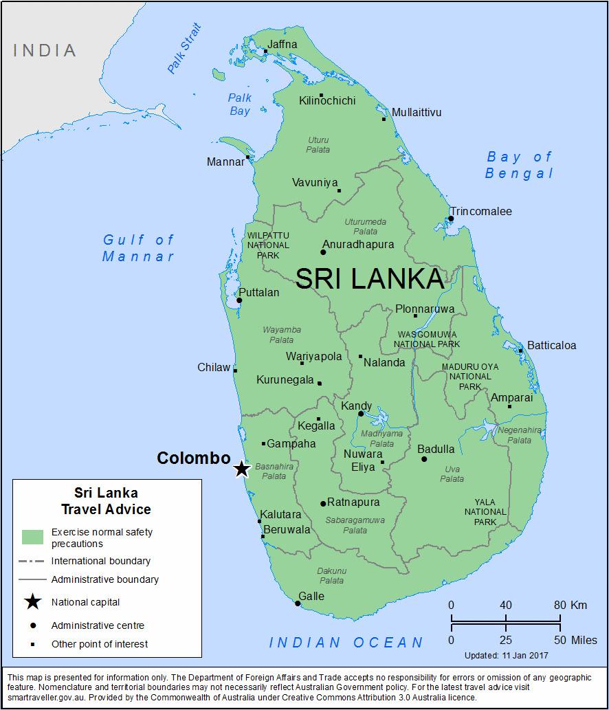Tips dan Panduan Liburan ke Sri Lanka Agar Tambah Seru Dan Mengasikan