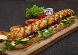 Wisata Kuliner, Kuliner Roti John Jakarta, Roti Jo7 Roti John Terenak Dengan Porsi Besar Di Wisata Kuliner Jakartahn Jakarta