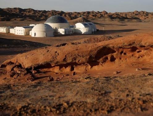 Wisata Ke Planet Mars Kini Bisa Kamu Lakukan Di Cina